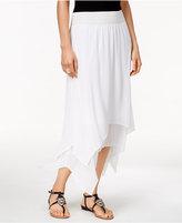 Thalia Sodi Handkerchief-Hem Maxi Skirt, Only at Macy's