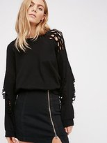 NSF Farrah Pullover by at Free People