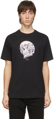 Paul Smith Black Skull T-Shirt