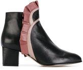 Racine Carree ruffled boots