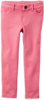 Carter's Baby Girl French Terry Colored Jeggings