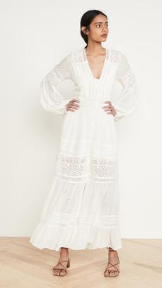 Free People Lisa Midi Dress