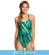 TYR Women's Contact Cutoutfit One Piece Swimsuit 8152283