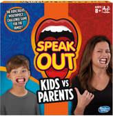 Hasbro Gaming Speak Out Kids vs. Parents