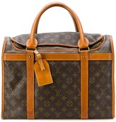 Louis Vuitton Pre Owned monogram travel bag