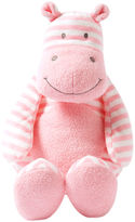 Giggle Hippo Striped Plush