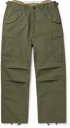 Nanamica Cordura Ripstop Cargo Trousers