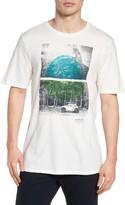 Hurley Men's Fin Toss Graphic T-Shirt