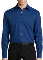 Claiborne Long-Sleeve Woven Classic-Fit Shirt