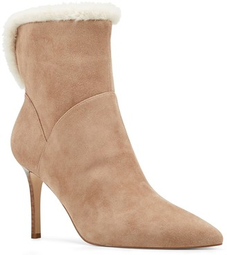 Nine West Fhani Women's Suede Ankle Boots