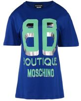 Moschino Boutique Short Sleeve T-Shirts