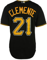 Majestic Men's Roberto Clemente Pittsburgh Pirates Cooperstown Replica Jersey