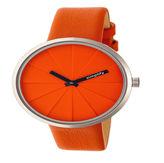 Simplify Unisex Orange Strap Watch-Sim4006