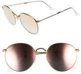 Ray-Ban 53mm Folding Sunglasses
