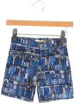 Paul Smith Boys' Printed Shorts w/ Tags