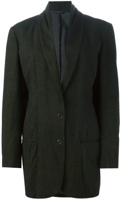 Romeo Gigli Pre Owned Oversize Suit Jacket