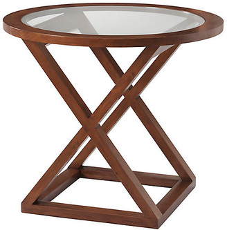 Ralph Lauren Home Jamaica Side Table - Desert Modern