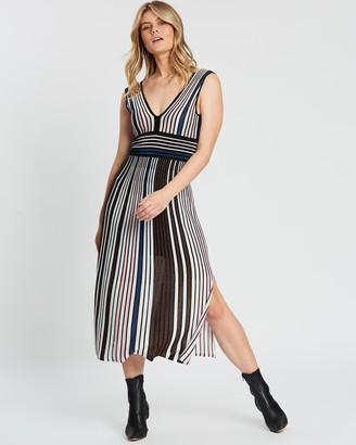 Atmos & Here Sandra Sparkle Knit Dress
