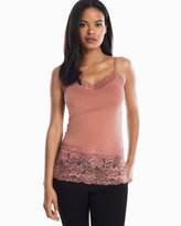 White House Black Market Wide-Lace Cami