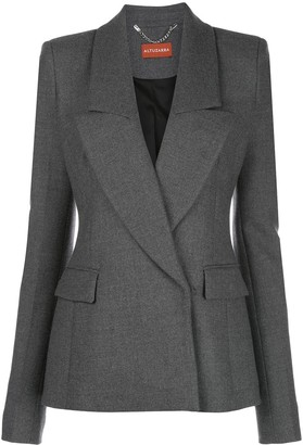 Altuzarra Fitted Wool Blazer