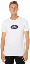 Rusty Surrender Mens Tee White