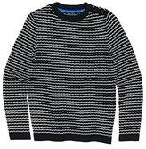 Nautica Men's Button Crew Sweater