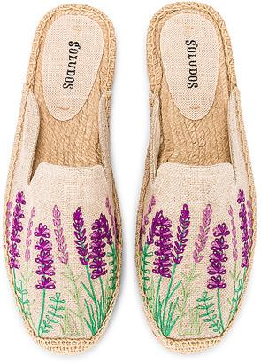 Soludos Lavender Fields Espadrille