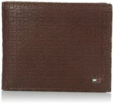 Tommy Hilfiger Men's Brooks Passcase Wallet with Removable Card Case