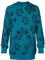 Baja East front pockets sweatshirt