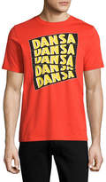 Ps By Paul Smith Dansa Graphic T-Shirt