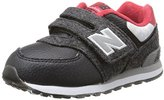 New Balance KG574I Deep Freeze Pack Classic Running Shoe (Infant)