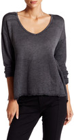 Anama Distressed Details Blouse