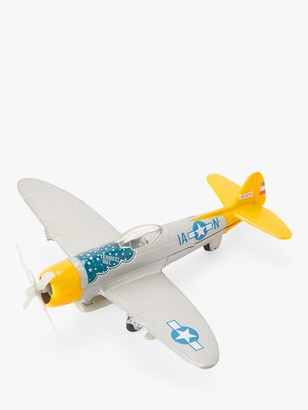 John Lewis & Partners Thunderbolt Toy Plane
