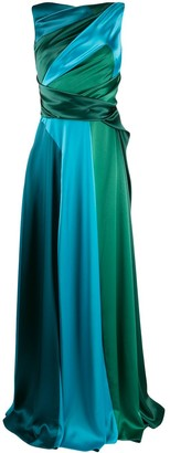 Talbot Runhof Solymar gown