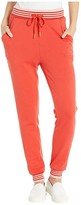 ban.do Slim Sweatpants Script) Women's Clothing