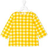 Marni checked blouse