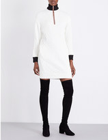 Maje Rolly quilted dress