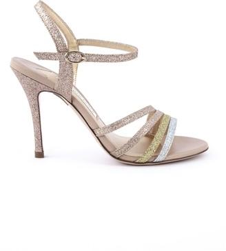 Roberto Festa Powder Pink Fortei Sandal