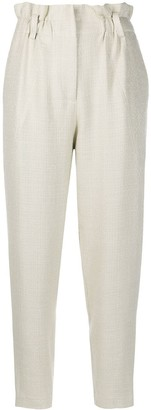 IRO Elasticated Waist Trousers