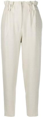 IRO elasticated waist trousers