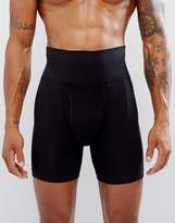 Spanx Slim Waist Trunks In Black