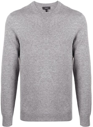 Theory Cashmere Crew Neck Jumper
