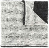 Maison Margiela classic knitted scarf