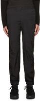 Alexander Wang Black Nylon Lounge Pants