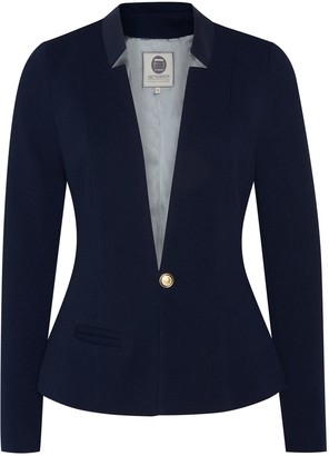 Menashion Blazer No. 500 Slim Fit Navy