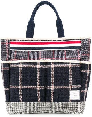 Thom Browne Garden tote bag
