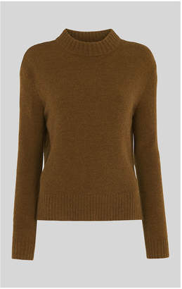 Whistles Ribbed Neck Knit