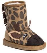 Muk Luks Kid's Kid's Gabby Giraffe Boots Boot