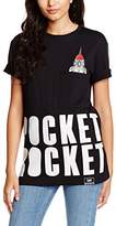 House of Holland Women's Lee Pocket Rocket Short Sleeve T-Shirt