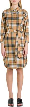 Burberry Isotto Pinafore Dress